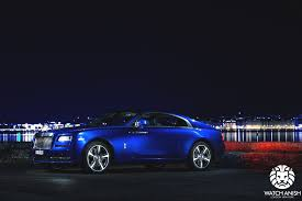 roll royce sport car watch anish rolls royce wraith x mct watches watchanish in the