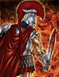 Gods Of War by Ares God Of War By Rubusthebarbarian Deviantart Com On