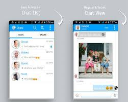 whatsapp clone script android by dasinfomedia on envato studio