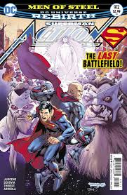 supergirl comic box commentary review action comics 972