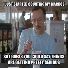 Macro Meme - ff9d18b0356b290014385648659d2581 a macro meme macro counting