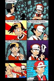 Pokemon Trainer Red Meme - dk1av jpg 640纓960 pokemon pinterest pok罠mon