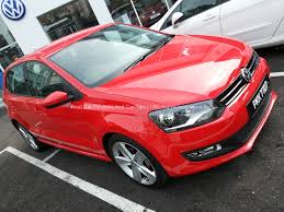 volkswagen polo red how to test volkswagen polo 1 2 tsi in penang carreviewsncare com
