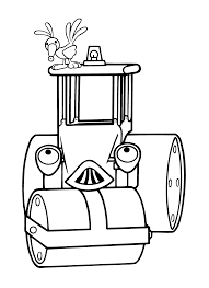coloring page bob the builder coloring pages 31