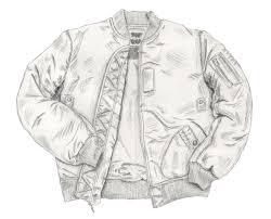 dropping knowledge the ma 1 bomber jacket gq