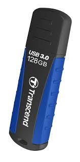 Rugged Flash Drives 128gb Transcend Jetflash 810 Usb3 0 Rugged Flash Drive