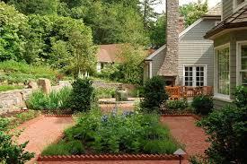 vegetable garden edging ideas