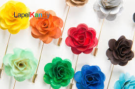 Lapel Flowers William Malcolm Launches His Lapel Kandy His Line Of Lapel Flowers