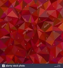 maroon irregular triangle mosaic background design stock vector