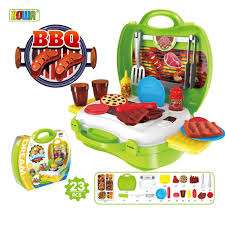 Toy Kitchen Set Food Online Get Cheap Play Bbq Aliexpress Com Alibaba Group