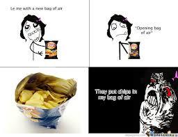 Meme Bag - my bag of air by amaya meme center
