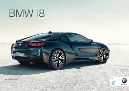 Bmw I8 Blacked Out - bmw i8 2014 cartype