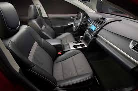 seat covers for toyota camry 2014 2014 toyota camry reviews and rating motor trend