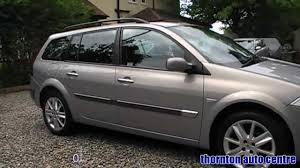 renault megane 2003 2003 renault megane 1 9 dci dynamique estate youtube