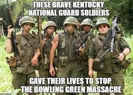 National Guard Memes - bowling green massacre memes empire bbk