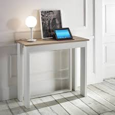 modern extendable console tables