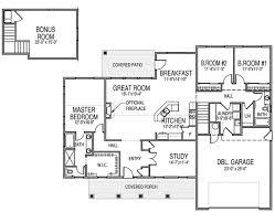 great room floor plans floorplans new era homes