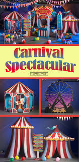 carnival party supplies 541 best circus carnival theme party images on