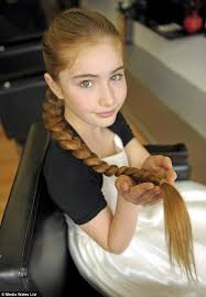 the real life rapunzel who has 3ft 4in golden locks plaits hair