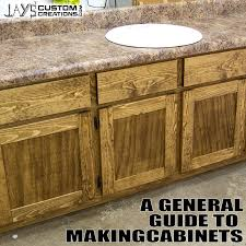 Cost To Build Cabinets A General Guide To Building Cabinets Jays Custom Creations