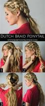58 stunning and inspiring dutch braid hairstyles that you will