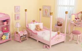 Clean White Modern Bedrooms Cute Toddler Bedroom Set In Pink Color With Wooden Bathroom