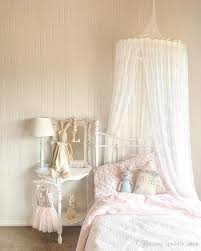 Canopy Curtains 2017 Lace Baby Round Mosquito Net Photography Props Baby Tent Hung