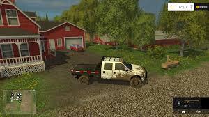 97 Ford Diesel Truck - ford diesel v1 0 for fs 15 farming simulator 2015 15 mod