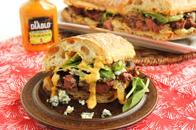 grilled beef tenderloin sandwich with spicy steakhouse aioli the