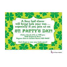st patrick u0027s day party invitations st patty u0027s day 2018