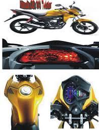 honda twister motorcycles honda cb 110 twister