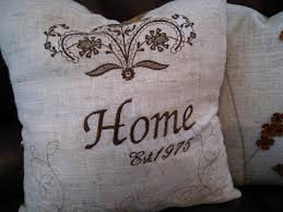 Upcycled Pillows - humble homemaking the weekend review party 4