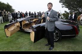 Cadillac Elmiraj Concept Price New Cadillac Ciel 4 Door Convertible Concept Wows Pebble Beach