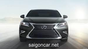 xe lexus nao dat nhat giá xe lexus es 350 2018 khuyến mãi khủng quà tặng giá trị