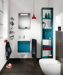 fair decoration for fun bathroom ideas with wooden rack to save