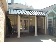 Front Porch Awning Metal Porch Awnings Large Dimensions Patio Center Can Design Any