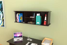 Espresso Computer Desk With Hutch by Amazon Com Inval America Re 0732 Wall Mounted Hutch Kitchen U0026 Dining