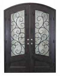 Interior Arched French Doors by Non Thermal Break Closeout Doors Midwest Iron Doors