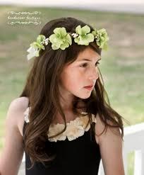 flower girl hair flower girl hair wreath flower girl hair accessories hair
