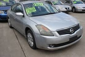 2007 Nissan Altima 2 5 S Interior Used Nissan Altima For Sale Search 16 439 Used Altima Listings