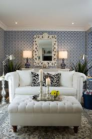 Sprintz Furniture For A Contemporary Living Room With A Blue And - Furniture living room toronto