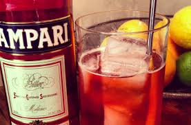 campari negroni americano the straight up