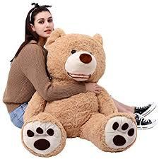 big teddy morismos big teddy stuffed animal with big
