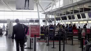 New York travelers stock images New york july 1 2016 checking in travelers waiting at resiz