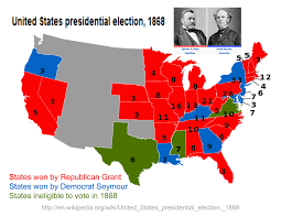 Republican States Map by Learn Some History