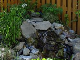 waterfall in garden diy best waterfall 2017