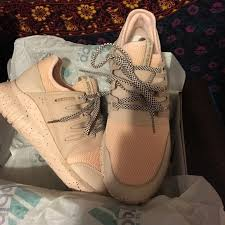 adidas tubular radial light purple shoes adidas shoes nwt custom mi tubular radial sneakers poshmark