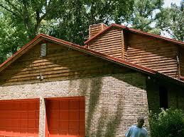 exterior painted vertical cedar siding rustic vertical hardiplank