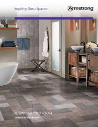 flooring modern bathroom with bathroom vanity and freestanding