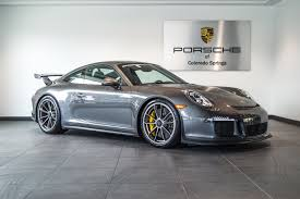 porsche 911 gt3 price 2014 porsche 911 gt3 for sale in colorado springs co p2766